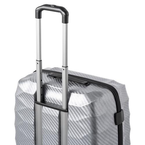 スーツケースのキャリーハンドル
