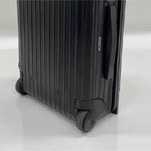 2輪キャスターのスーツケース