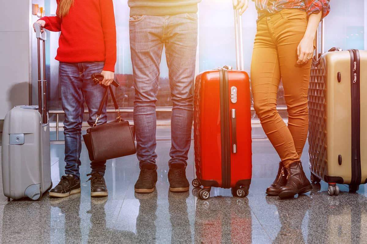 家族での国内旅行におすすめのスーツケース