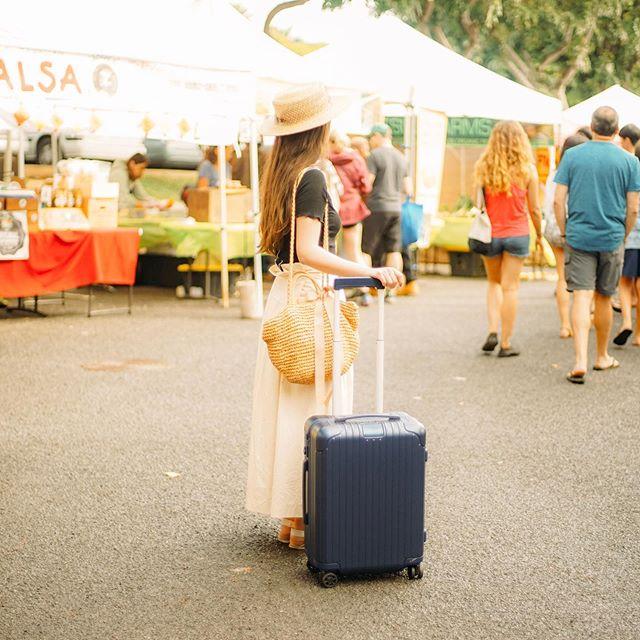 女性の国内旅行におすすめのスーツケース