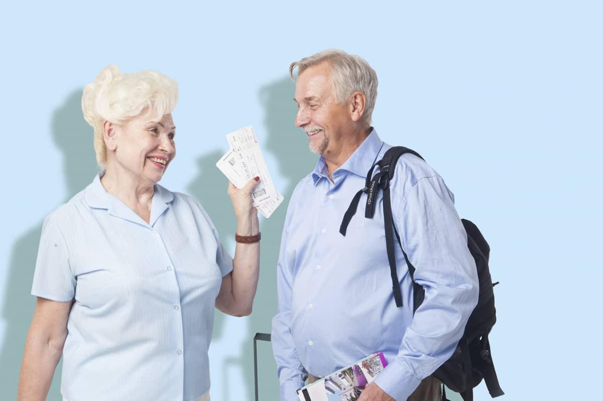 年配の人向け国内旅行