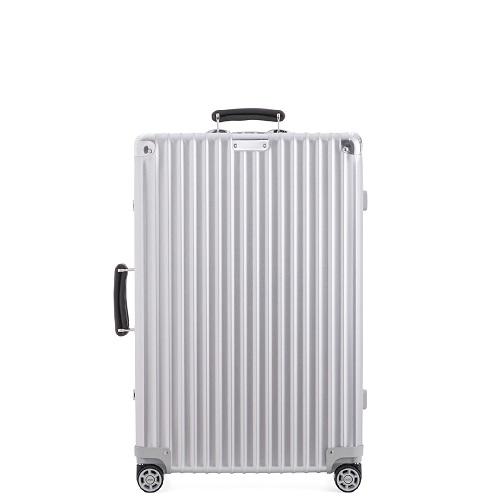 アルミニウムのスーツケース