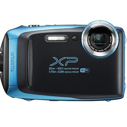 FUJIFILM 防水カメラ XP130