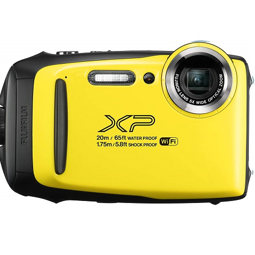 FUJIFILM 防水カメラ XP130Y