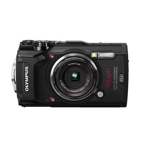 OLYMPUS 防水カメラ Tough TG-5