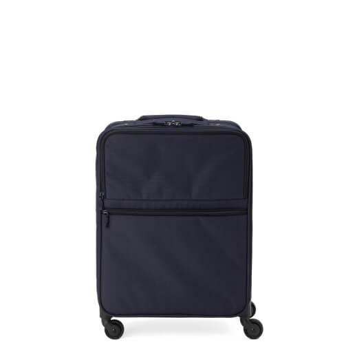 ネイビーのスーツケース