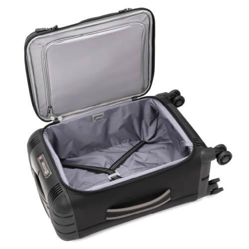 片面開きタイプのスーツケース