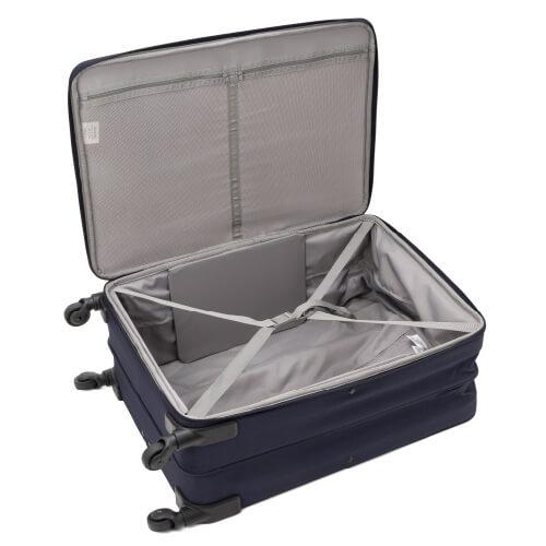 片面開き(ソフトタイプ)のスーツケース