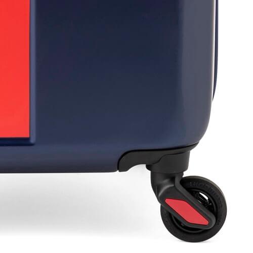 デザインにこだわりのあるスーツケース(キャスター)