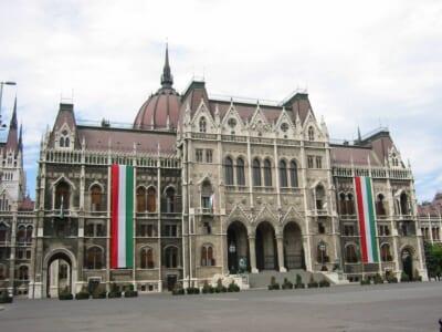 ハンガリーの建造物
