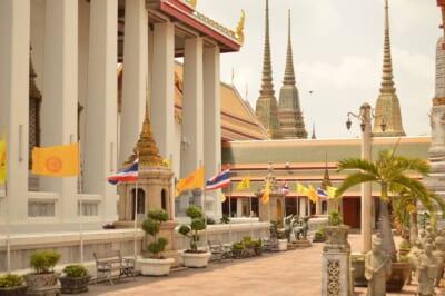 タイの建造物