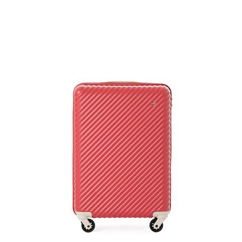 エース ハント マイン アネモネレッドスーツケース