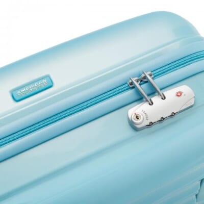 アメリカンツーリスター アローナライトのスーツケースの鍵