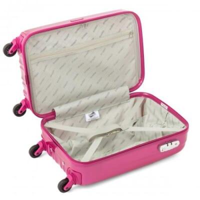 アメリカンツーリスター アリーナライトのスーツケース内装