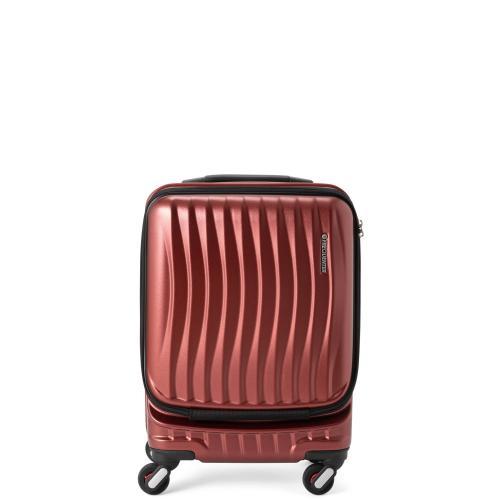 エンドー鞄 フリクエンター クラムアドバンス ワイン スーツケース