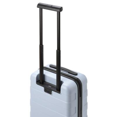 無印良品のスーツケースの伸縮ハンドル