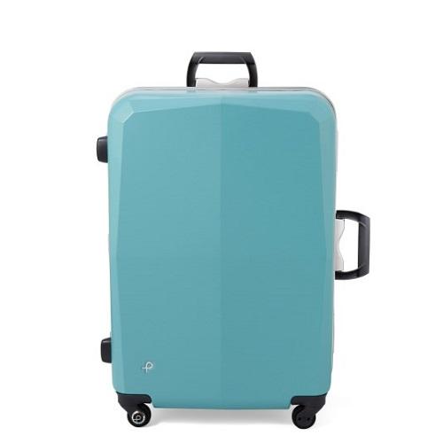 プロテカ(エース) エキノックスライトオーレ ピーコックブルー スーツケース