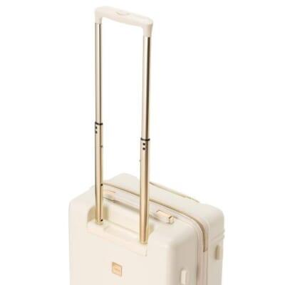シフレハピタスのスーツケースの伸縮ハンドル